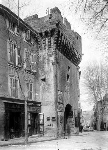 Porte de Bourgneuf , Durand, Eugène (photographe),