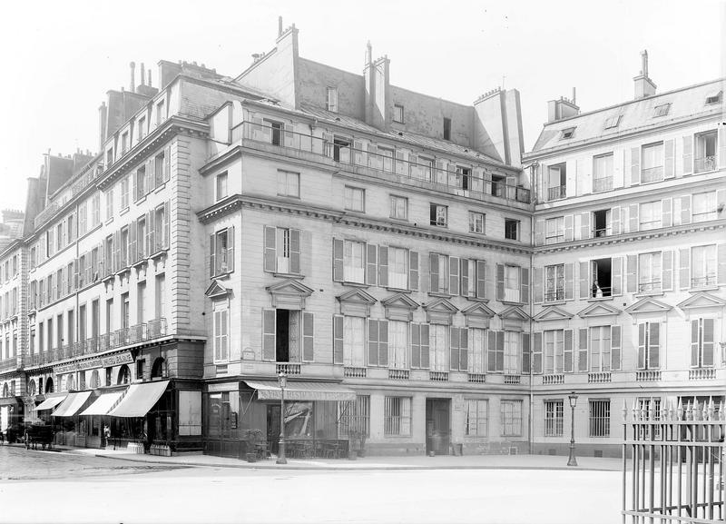 Vue d'ensemble nord-est, Durand, Eugène (photographe),