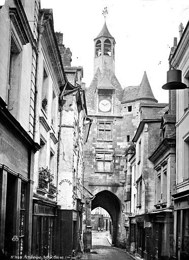 Tour de l'Horloge Côté est, Mieusement, Médéric (photographe),