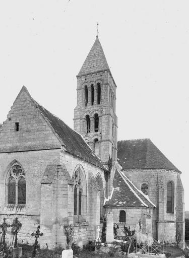 Eglise Ensemble, Heuzé, Y.,