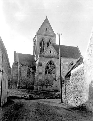 Eglise Ensemble, Chaine, Henri (architecte),