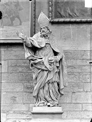 Cathédrale Saint-Bénigne , Gossin (photographe),