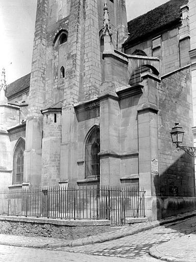 Eglise Base du Clocher, Chaine, Henri (architecte),