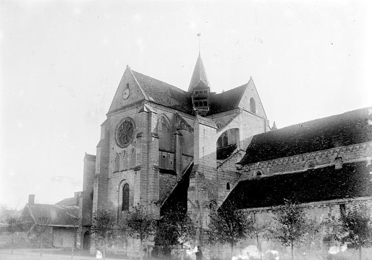 Eglise Saint-Lucien Ensemble, Chaine, Henri (architecte),