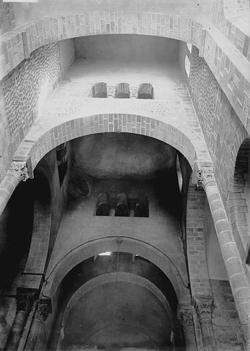 Eglise Notre-Dame-du-Port Coupole, Enlart, Camille (historien),