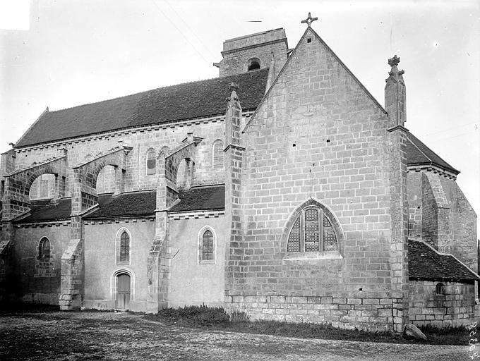 Eglise Façade sud, Heuzé, Henri (photographe),
