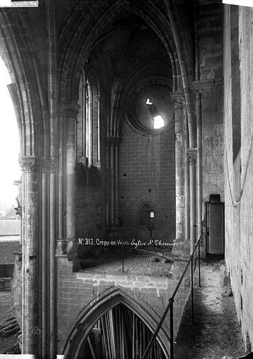 Eglise Triforium, Durand, Eugène (photographe),