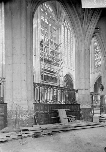 Eglise Saint-Etienne Intérieur, Service photographique,