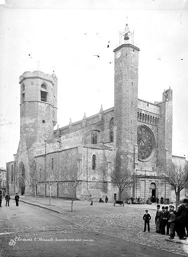 Eglise Saint-Paul Ensemble nord-ouest, Mieusement, Médéric (photographe),