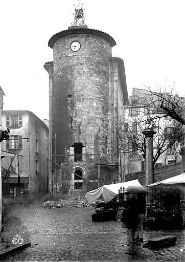 Eglise Clocher, Mieusement, Médéric (photographe),