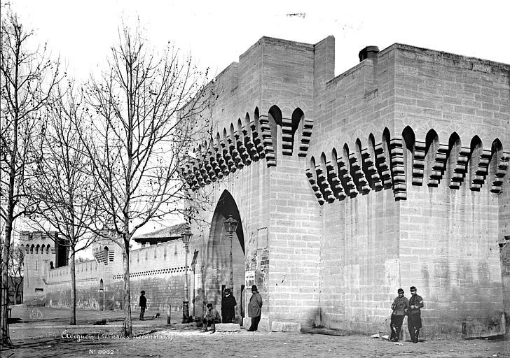 Remparts Porte, Mieusement, Médéric (photographe),