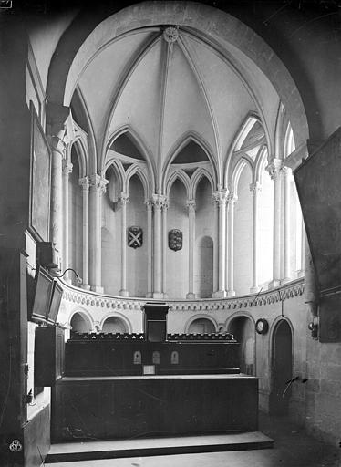Eglise de Saint-Etienne-le-Vieux (ancienne) Vue intérieure de la sacristie, Durand, Jean-Eugène (photographe),
