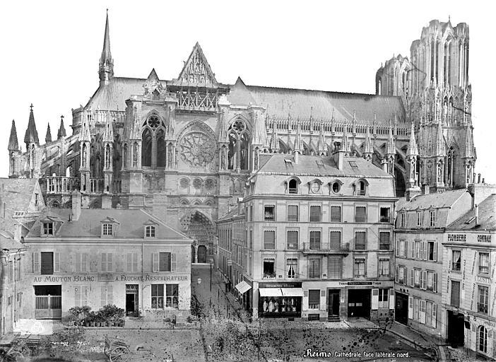 Cathédrale Notre-Dame Ensemble nord, Mieusement, Médéric (photographe),