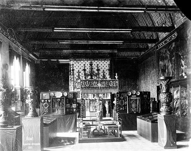 Exposition de 1895, ensemble, Robert, Paul (photographe),
