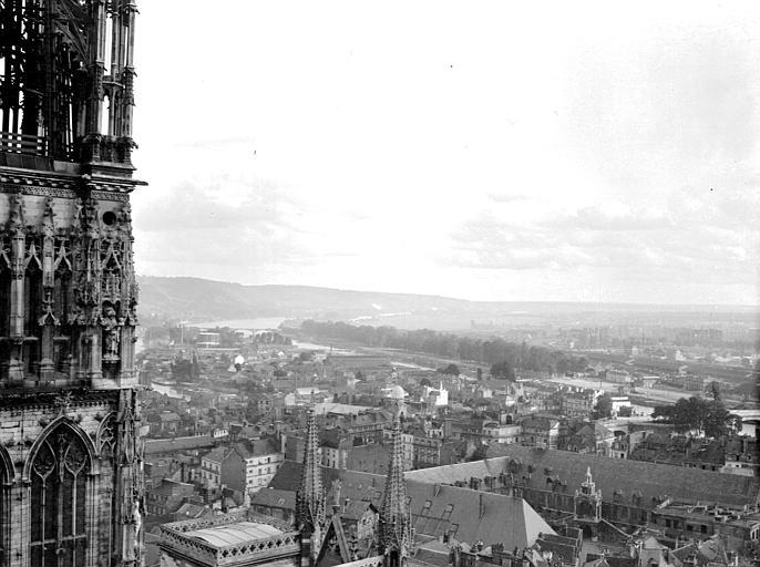 Vue panoramique, Chaine, Henri (architecte),