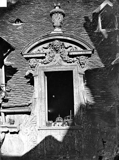 Maison Dubret Lucarne, Delaunay (photographe),