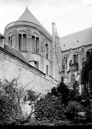 Cathédrale Notre-Dame Bras nord du transept, Enlart, Camille (historien),
