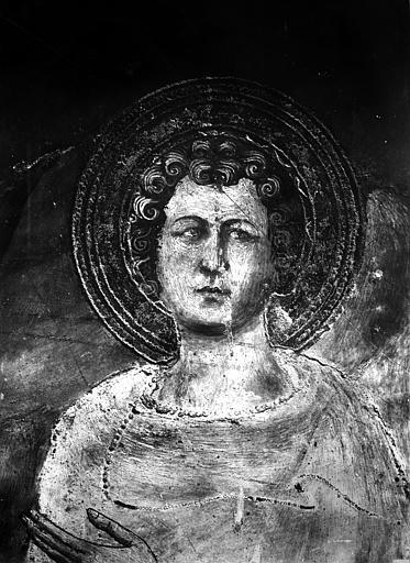 Palais des Papes Peinture murale, ,