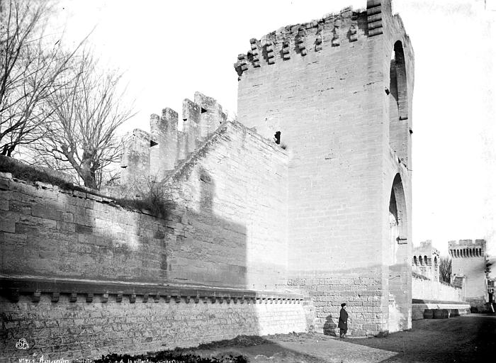Remparts Côté de la ville, Mieusement, Médéric (photographe),