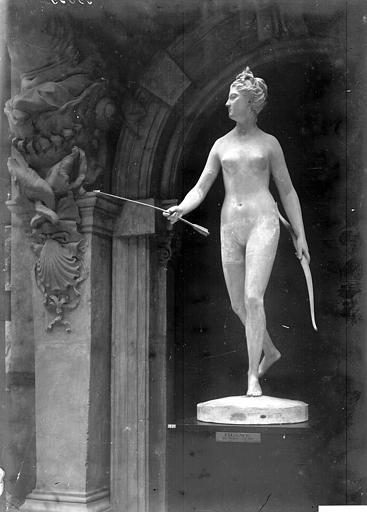 Musée du Louvre , Enlart, Camille (historien), 75 ; Paris 16 ; Palais de Chaillot (Trocadéro) ; Musée de Sculpture comparée, musée des Monuments français