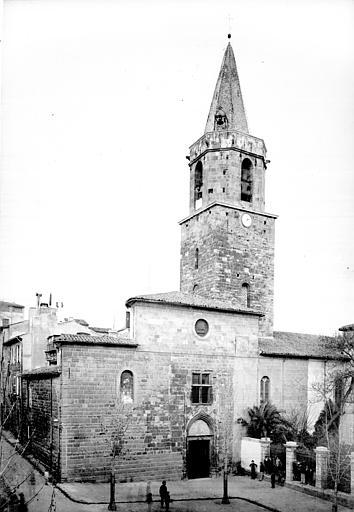 Cathédrale Saint-Aiguif (ancienne) Ensemble ouest, Mieusement, Médéric (photographe),