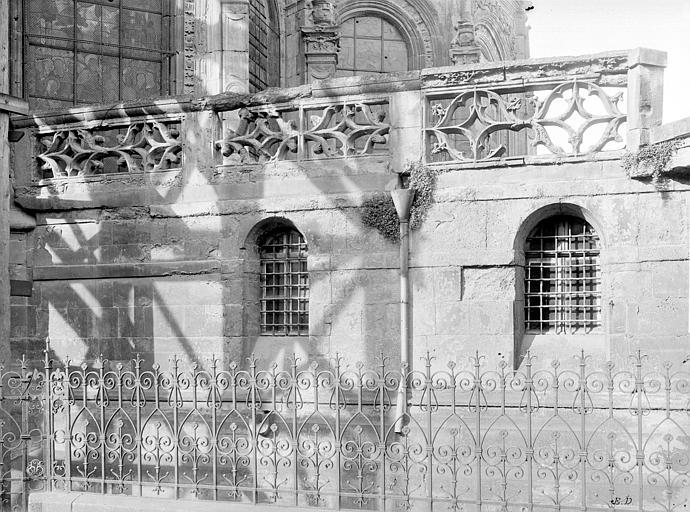 Eglise Saint-Pierre Ancien presbytère, Durand, Jean-Eugène (photographe),