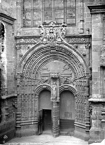 Eglise Notre-Dame-du-Bon-Secours Portail de la façade sud, Mieusement, Médéric (photographe),