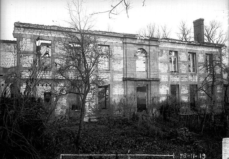 Léproserie (ancienne) , Verneau, G.,