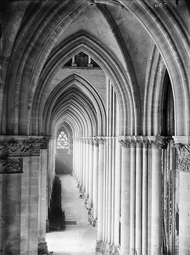 Cathédrale Notre-Dame Bas-côté sud, Lajoie, Abel,