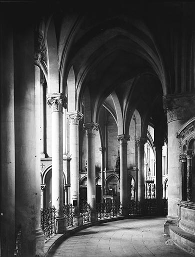 Eglise Saint-Remi Déambulatoire sud, Durand, Eugène (photographe),