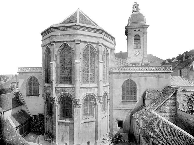 Cathédrale Saint-Jean et Saint-Etienne Ensemble est, Mieusement, Médéric (photographe),