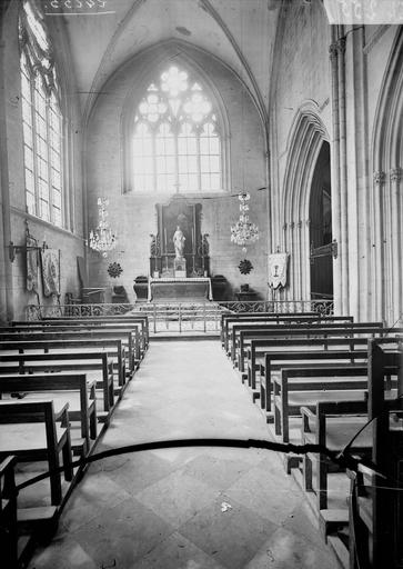 Abbaye aux Hommes (ancienne) Sacristie, Service photographique,