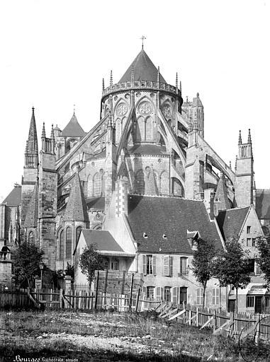 Cathédrale Saint-Etienne Ensemble est, Mieusement, Médéric (photographe),