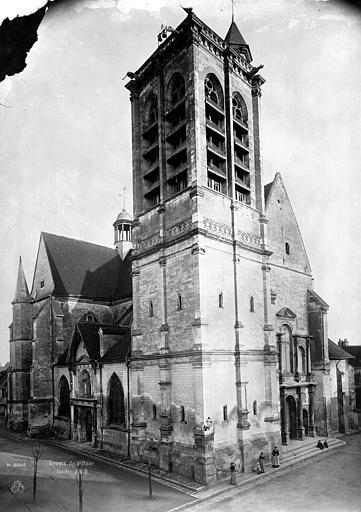 Eglise Saint-Nizier Ensemble nord-ouest, Durand, Eugène (photographe),