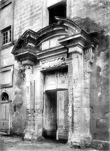 Maison Portail d'entrée, Mieusement, Médéric (photographe),