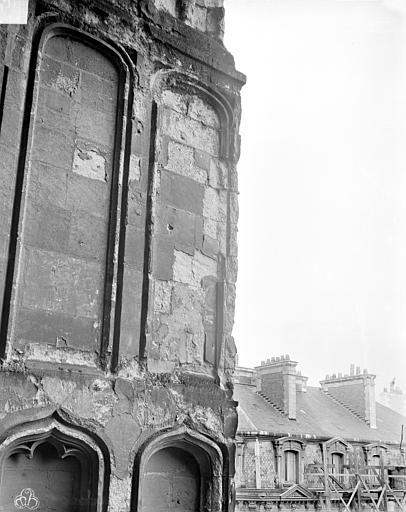 Cathédrale Saint-Pierre Contrefort : Détails de la décoration, ,