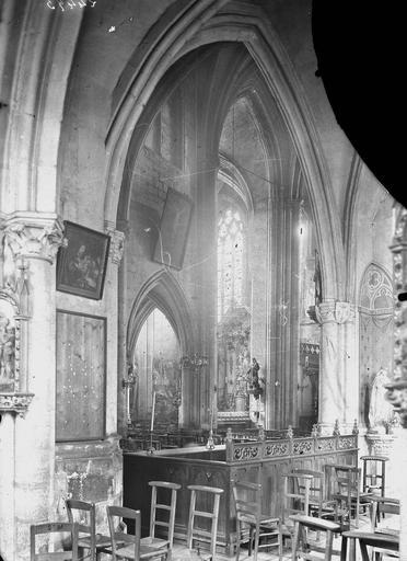 Eglise Banc d'oeuvres, Service photographique,