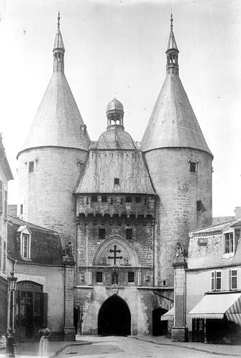 Porte de la Craffe Côté ville, Mieusement, Médéric (photographe),