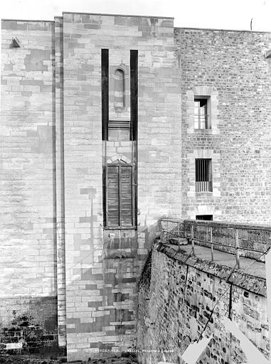Château de Vincennes Poterne, à l'ouest, Durand, Jean-Eugène (photographe),