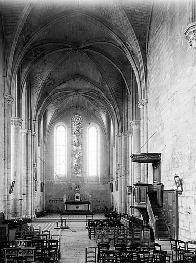 Eglise Choeur, Durand, Eugène (photographe),