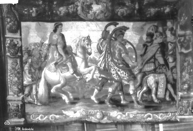 Palais archiépiscopal (ancien) , Robert, Paul (photographe),