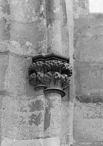 Château Donjon : Chapiteau, Vorin,