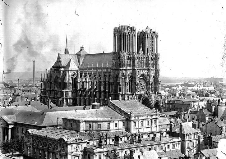 Cathédrale Notre-Dame Ensemble nord-ouest, Lajoie, Abel,