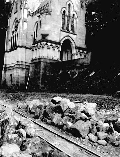 Chapelle Vue, Chaine, Henri (architecte),