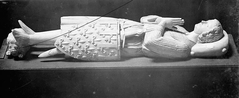 Basilique Saint-Denis, église abbatiale (ancienne) , Mieusement, Médéric (photographe), 75 ; Paris 16 ; Palais de Chaillot (Trocadéro) ; Musée de sculpture comparée, Musée des Monuments français