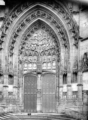 Cathédrale Saint-Pierre Portail du transept nord, Mieusement, Médéric (photographe),