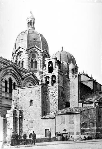 Cathédrale de Sainte-Marie-Majeure (ancienne) Façade sud, Mieusement, Médéric (photographe),