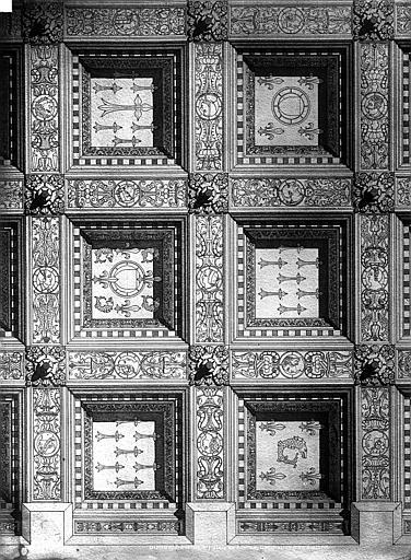Palais de Justice Dessin, Durand, Eugène (photographe),