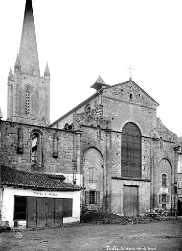 Cathédrale Saint-Martin Abside, Mieusement, Médéric (photographe),