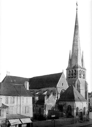 Eglise Saint-Rémy Ensemble nord-ouest, Durand, Eugène (photographe),